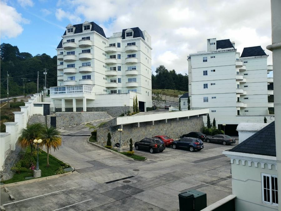 apartamento zona 16 las vistas