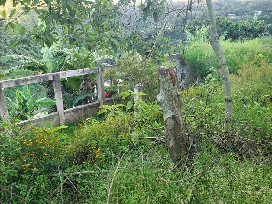 terreno en aldea san luis