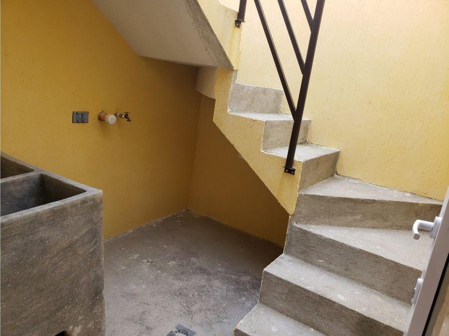 casa residenciales san jose los claveles un nivel