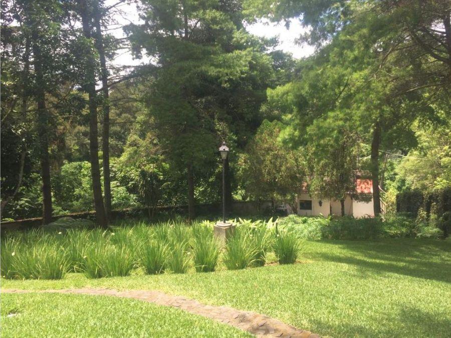 casa residencial finca el socorro km 131