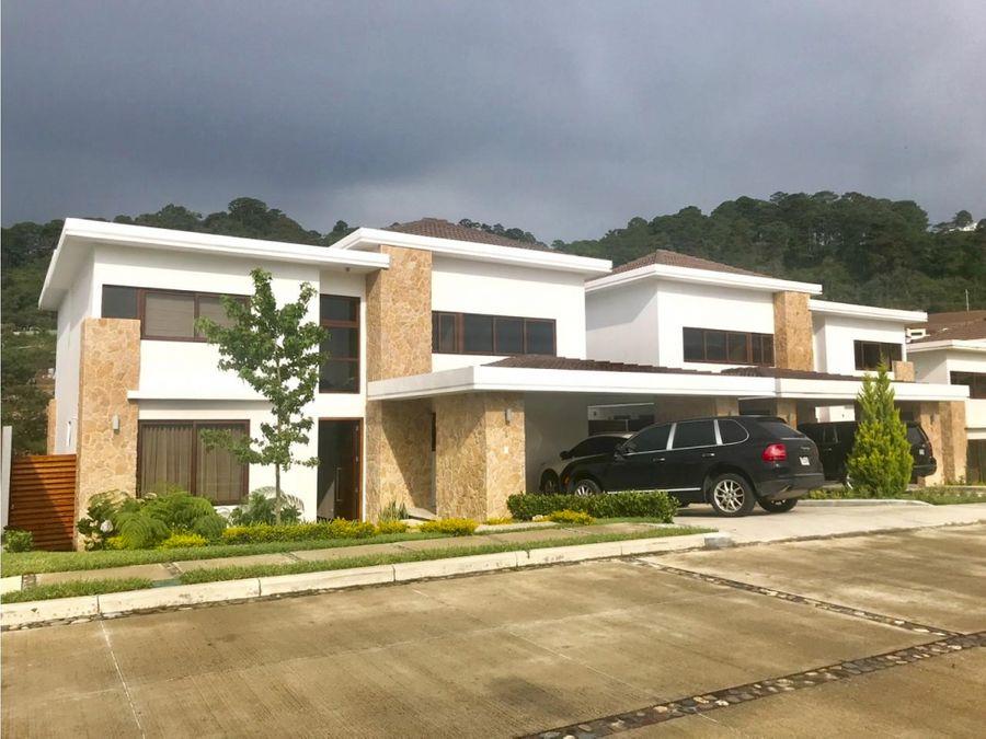casa zona 16 lomas de san isidro