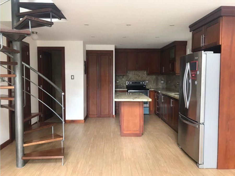 apartamento zona 16 lindora loft