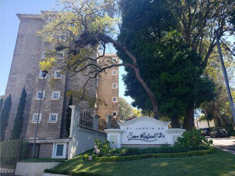 apartamento amueblado jardin de san rafael km 95 ces