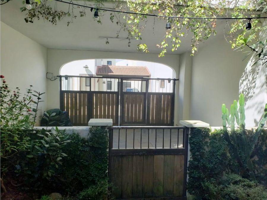 casa residenciales el manzanillo km 19