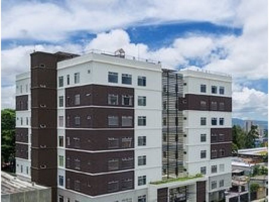 apartamento zona 7 portico