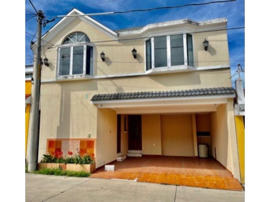 casa residencial anacapri san jose pinula