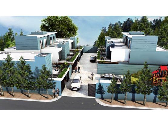 casa zona 16 montesano 4 habitaciones