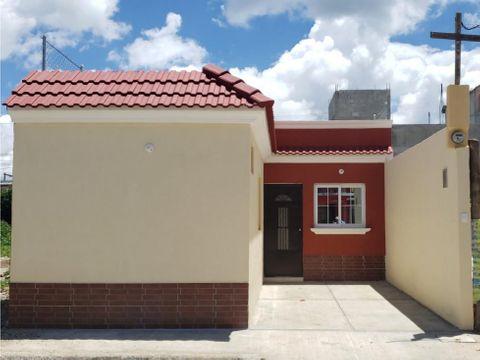casa residenciales san jose orquideas un nivel
