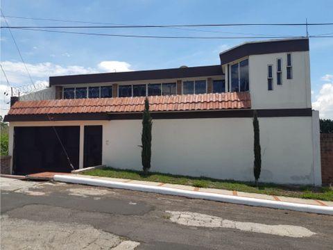 casa en san cristobal balcones