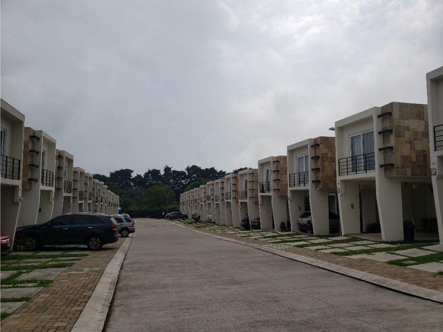 casa condominio la reserva villa canales km 265