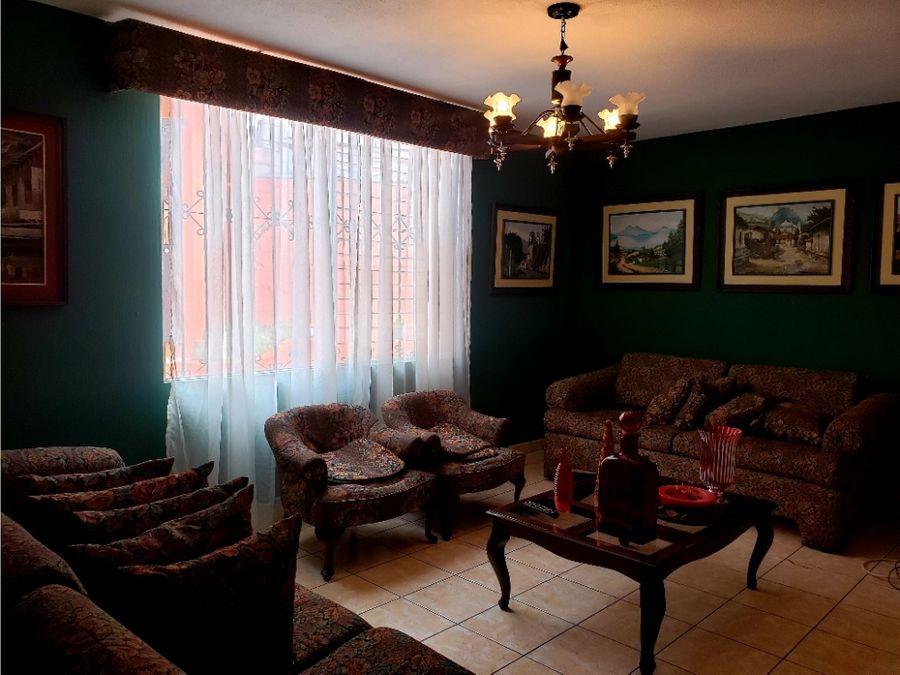 propiedad prados de montemaria casa 4 apartamentos