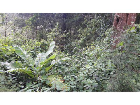 terreno en santa rosalia caes km125