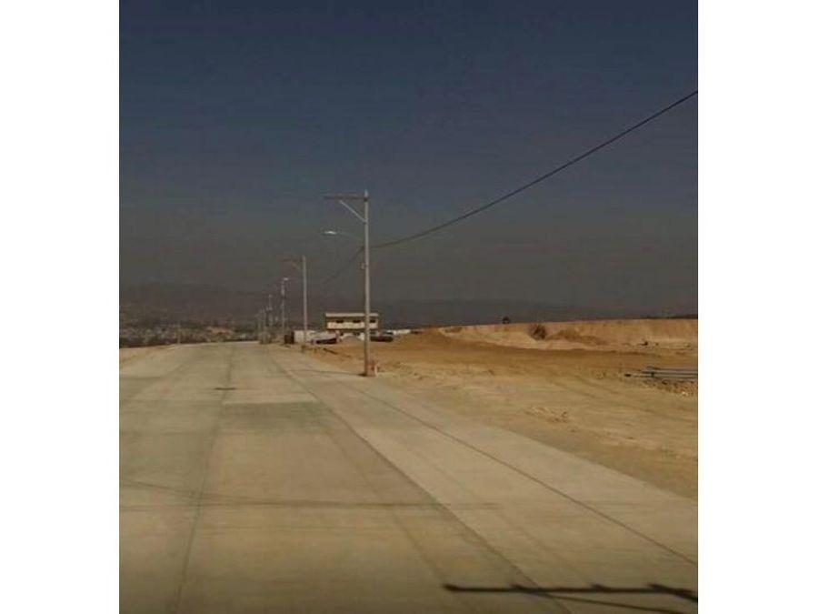 terreno industrial en el sector del naranjo