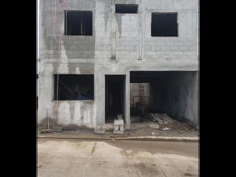 casa residenciales las mercedes en construccion