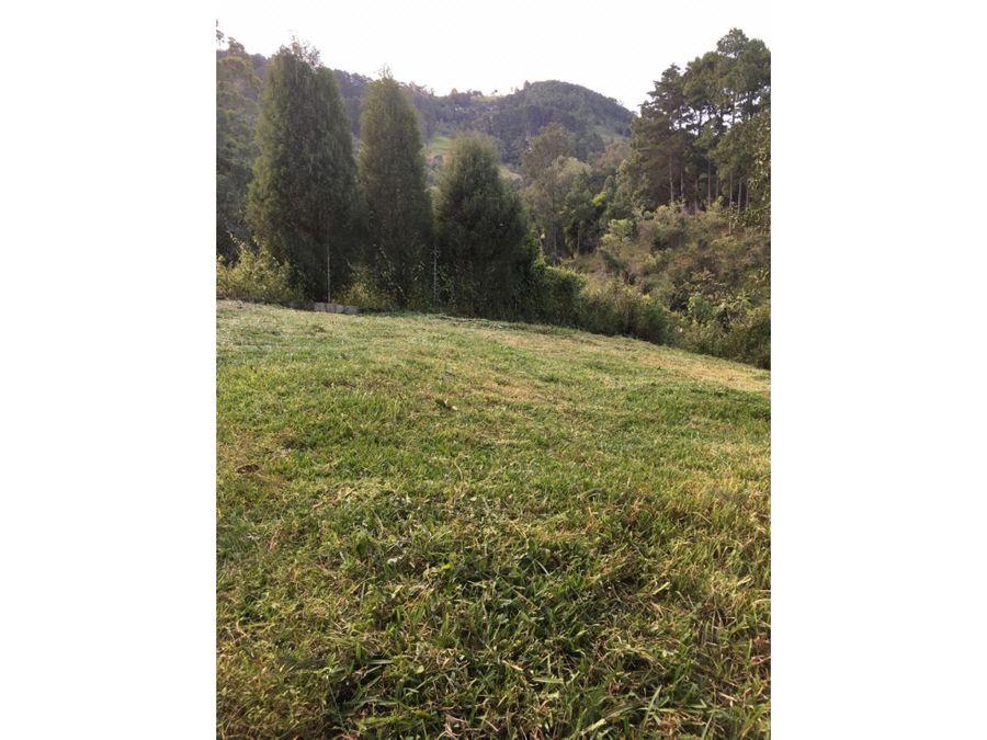 terreno residencial pinula forest san jose pinula zona 2