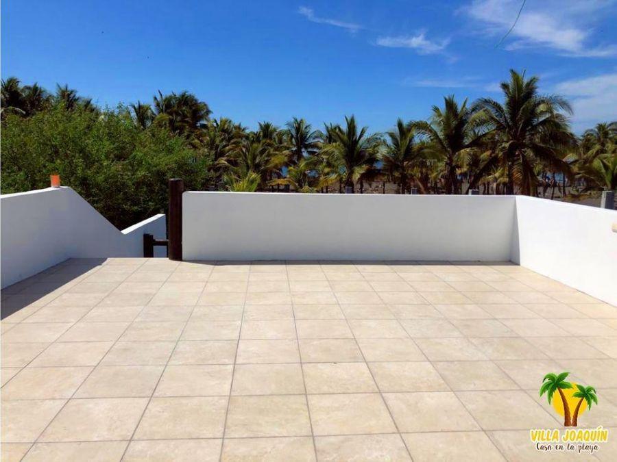 casa de playa km 1558 aldea el cebollito