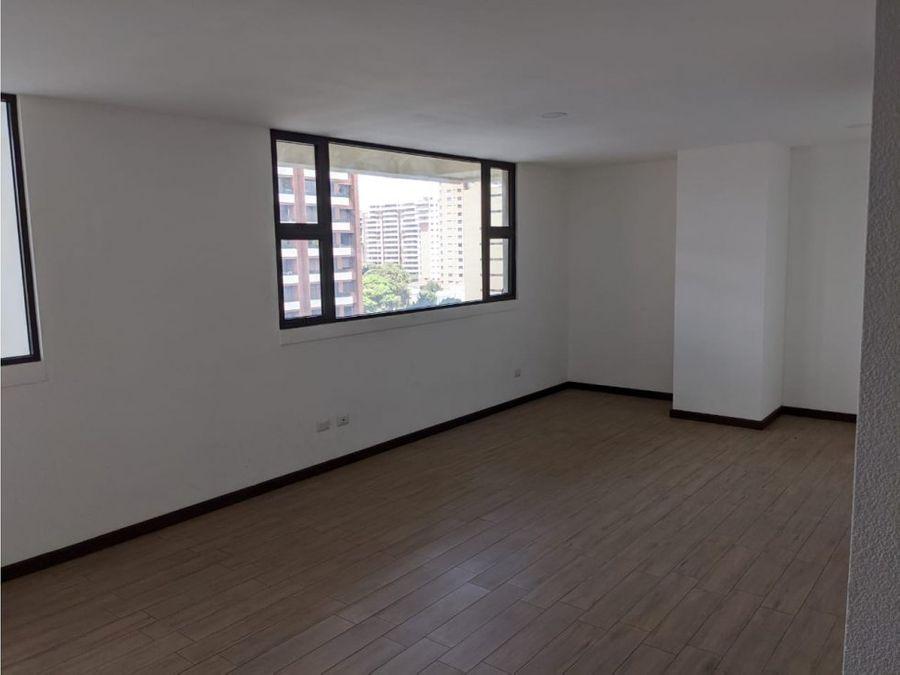apartamento zona 14 edificio el greco