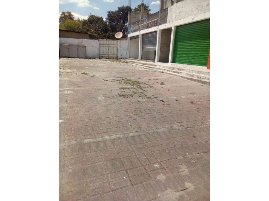 propiedad comercial zona 2 san jose villa nueva