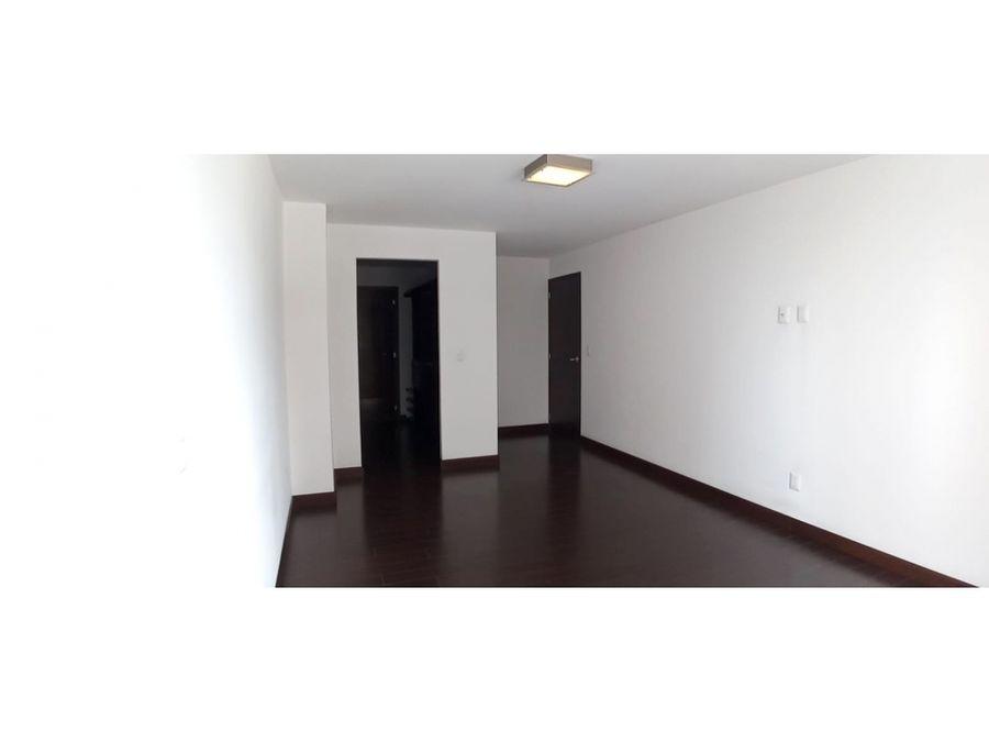 apartamento zona 14 attica i