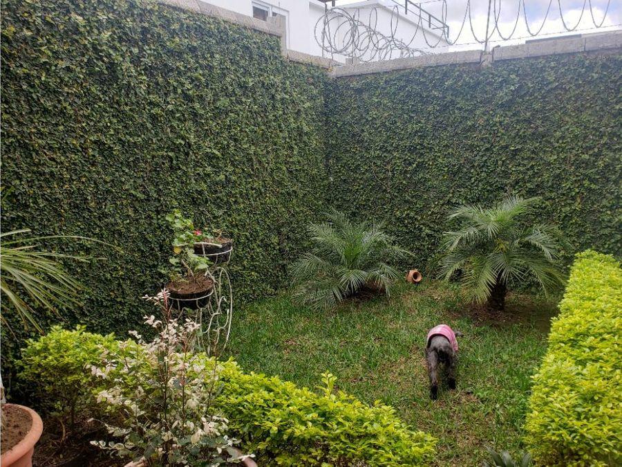 casa entre campos el cortijo san jose pinula