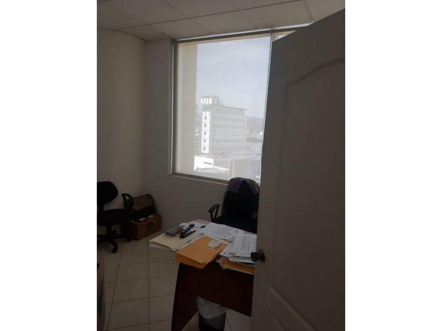 oficinas en zona pradera zona 10