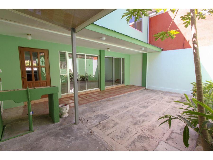 casa independiente en venta santa ana pozos