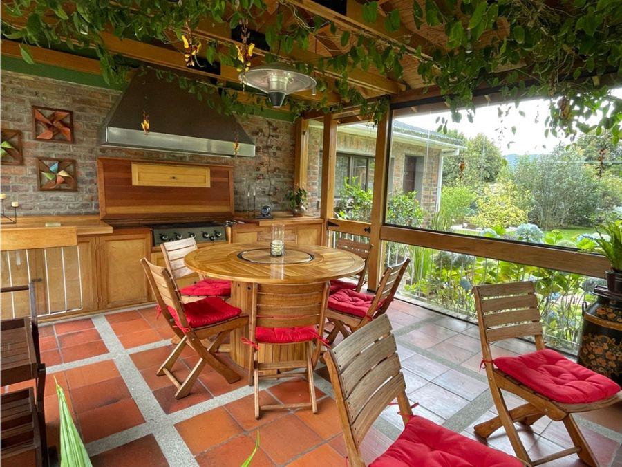venta casa campestre en guaymaral