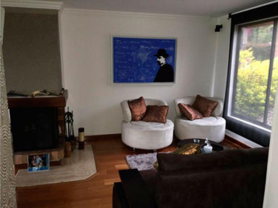 venta casa campestre en la conejera de suba