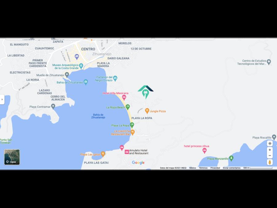 81 lotes vista al mar con plusvalia de hasta el 100 en 2024