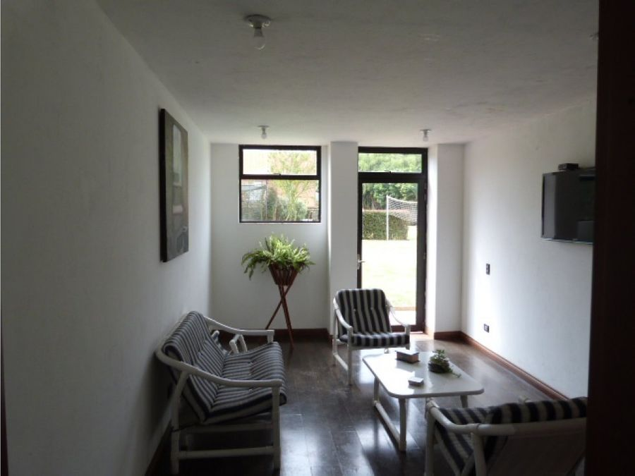 venta hermosa casa en hacienda la luna chia
