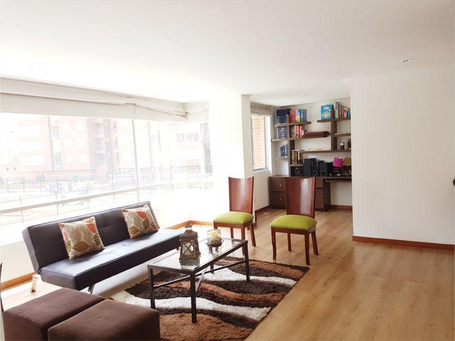 apartamento en venta colina bogota