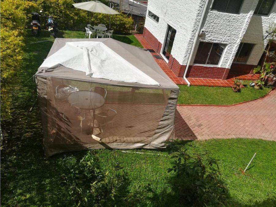 venta de casa campestre en arenillo