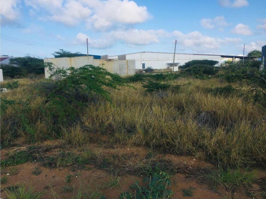 se vende terreno en complejo bubali