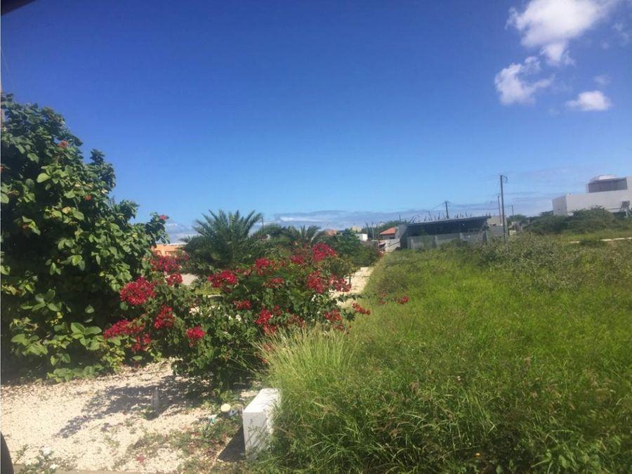 venta de terrenos propiedad en napa valley residence aruba