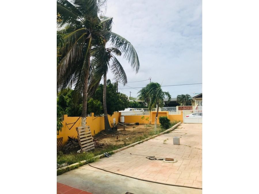 se vende casa ubicada en jucuri aruba