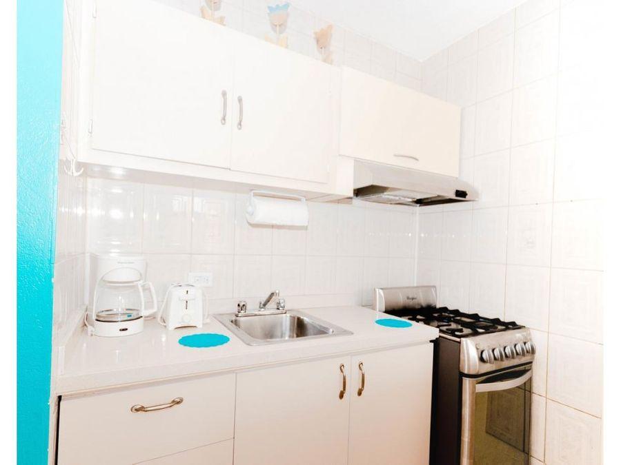 se vende apartamento en complejo residencial y turistico aruba