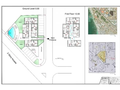 en venta terreno con proyecto turistico o residencial aruba