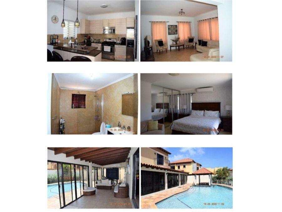 casa en venta gold coast villa aruba