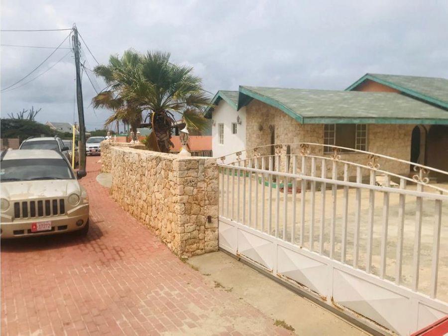 se vende casa en noord aruba