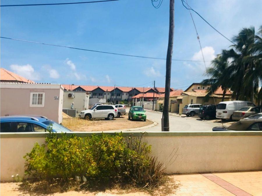 se renta apartamento en tazajal noord aruba