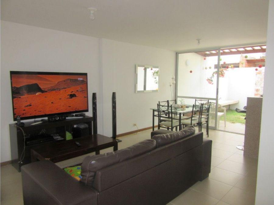 casa en ciudad country jamundi