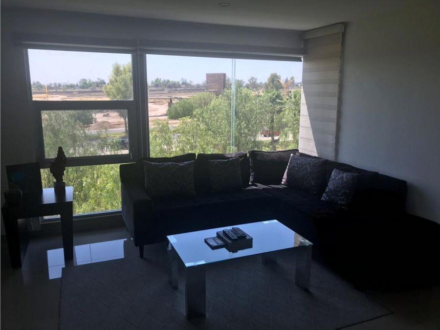 departamento en renta terranza residence nor pte