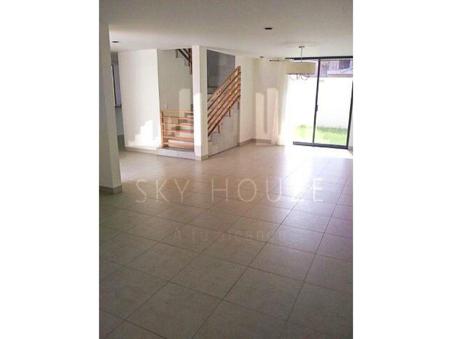 house for rent to the north near san telmo in horizontal condominium