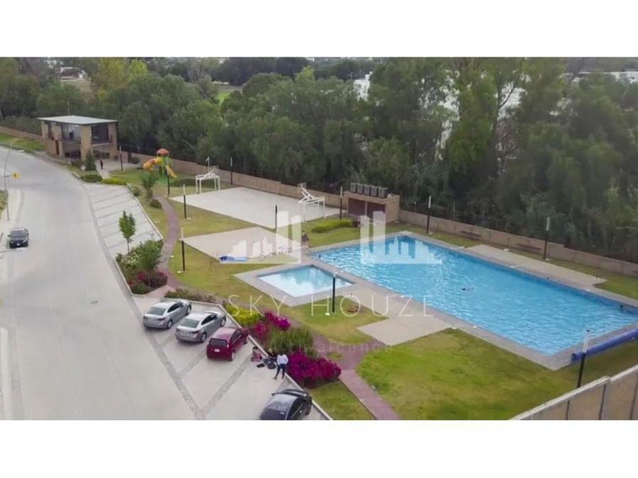 terreno en venta al nor pte residencial loretta campestre