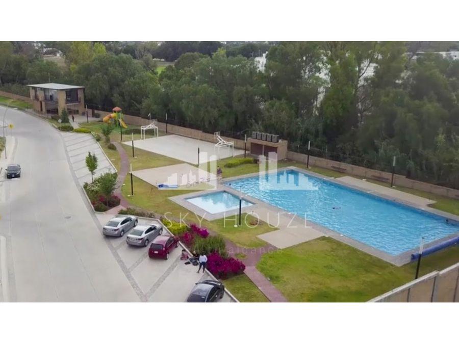 terreno en venta residencial loretta campestra al nor pte