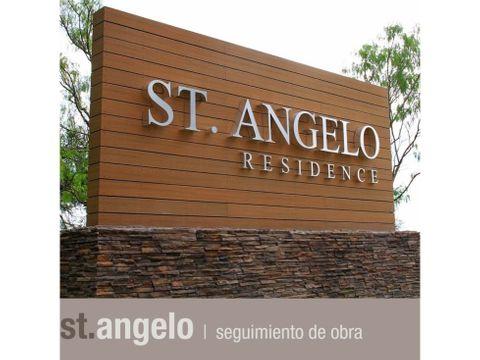 terrenos en venta st angelo residence zona tec