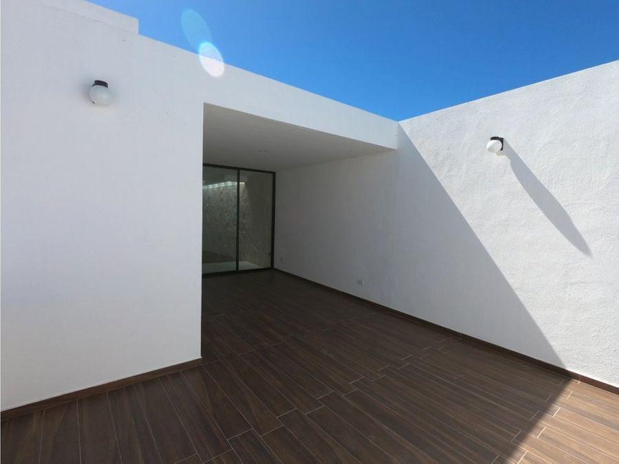 casa en venta residencial loretta campestre al nor pte