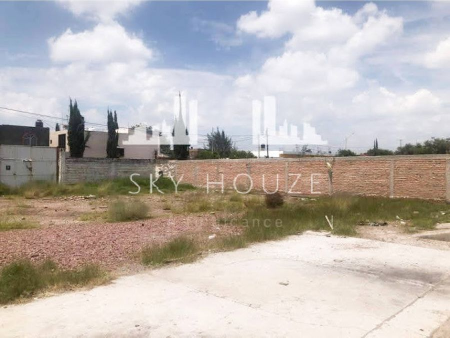 terreno en venta al poniente de la ciudad cerca la rioja