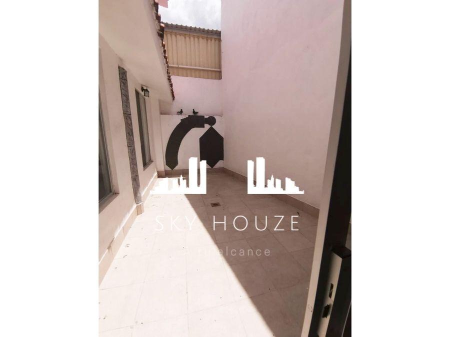 casa renta al norte en villas de san nicolas cerca av monte blanco