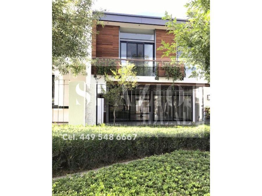 casa en venta al norte en coto terranza residence